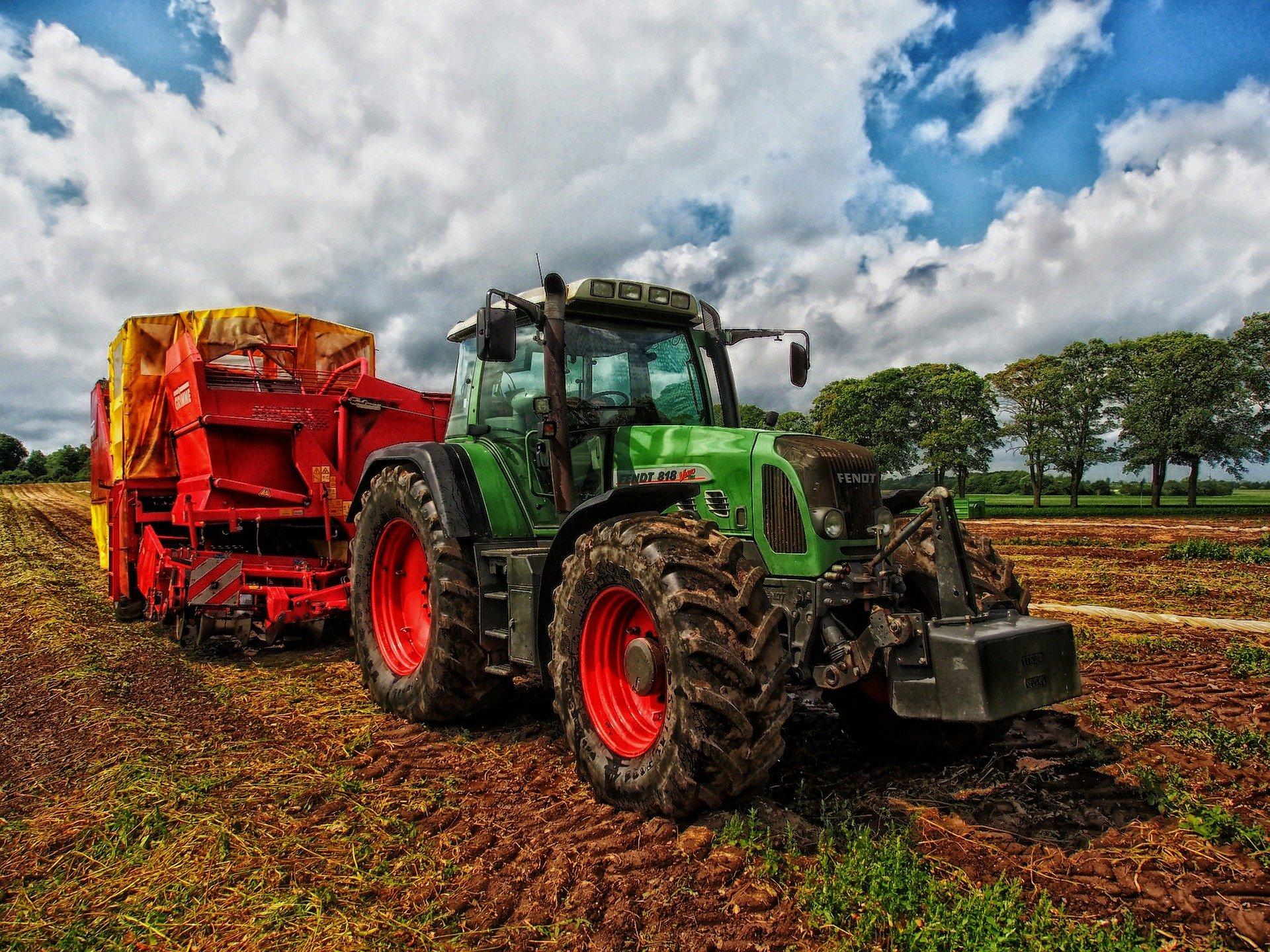 Seguro para máquinas agrícolas: veja como funciona!